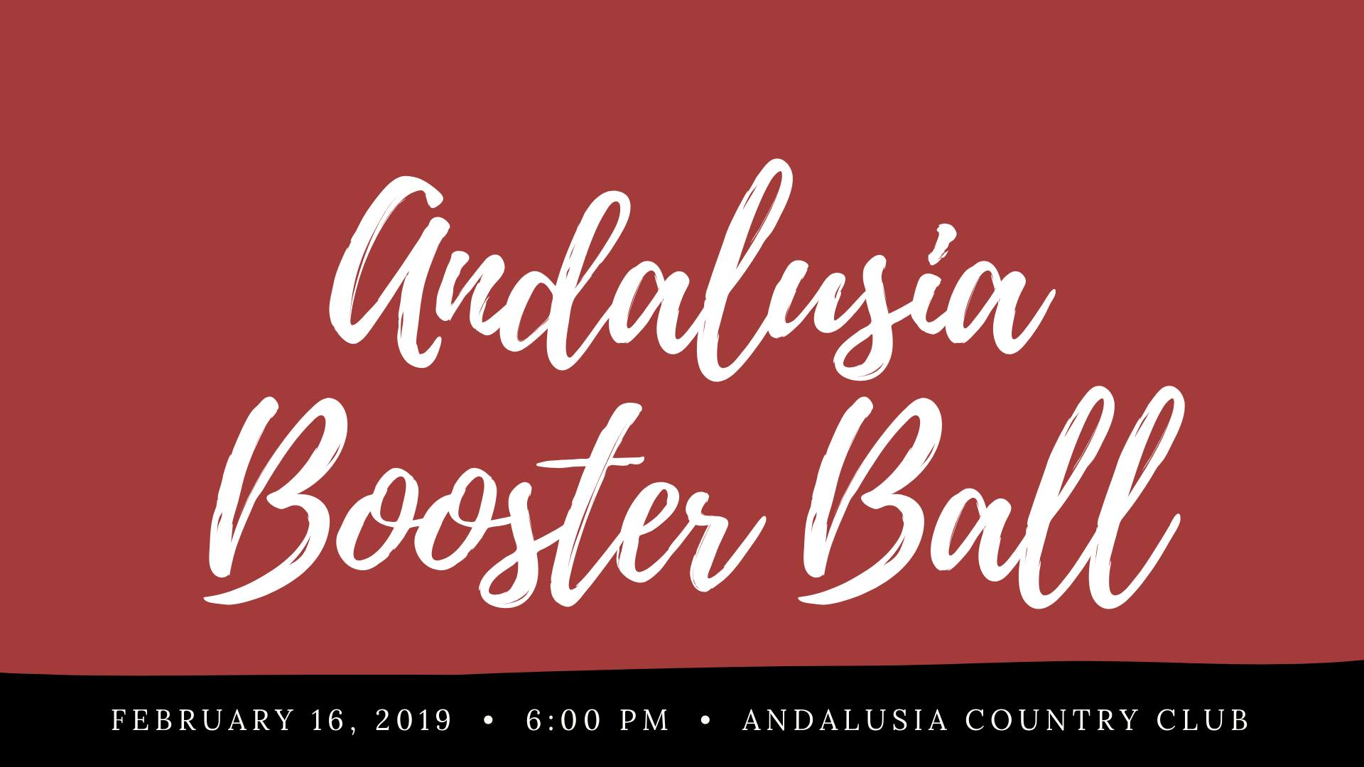 20190216 Andalusia Booster Ball