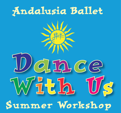 2019 Andalusia Ballet Dance With Us Summer Workshop
