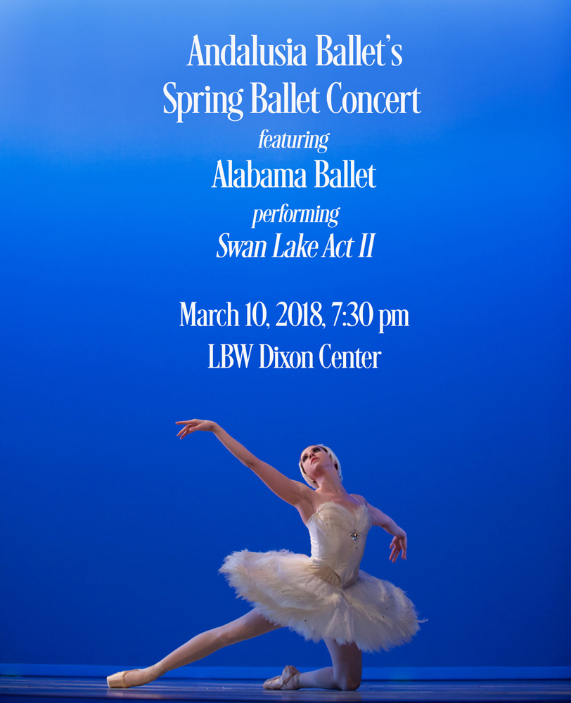 Andalusia Ballets Spring Ballet Concert1